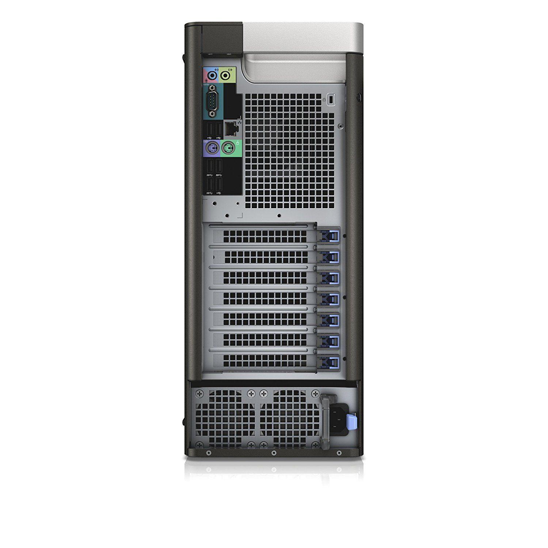 Workstation Dell Precision T5810 Xeon E5-1650 V4 |Ram 16Gb|Hd500Gb |Dvd| Rw |Vídeo Quadro M2000