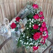 Buquê Espetacular 3 dz de rosas carola