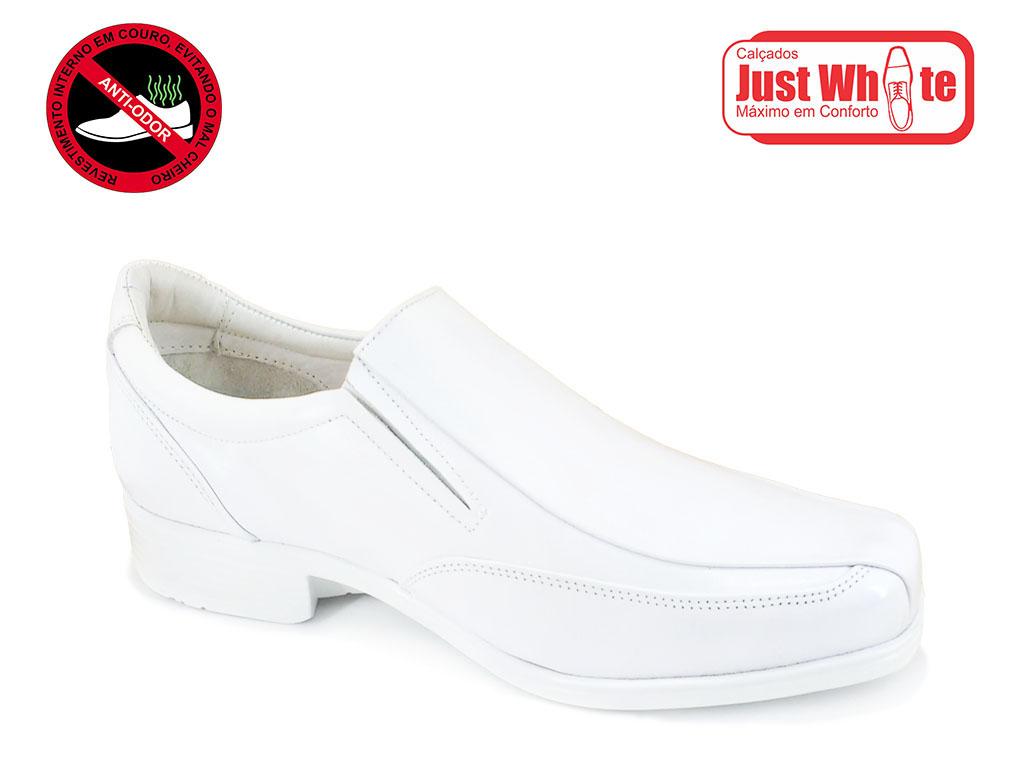 Sapato Dentistas / Médicos / Enfermeiros Branco Sem Odor
