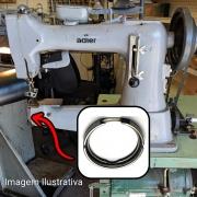 Bloco Da Lançadeira Para Máquina De Selaria Adler 104 105 Singer 45 K