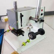 Carimbadeira Hot Stamping Manual com Fita e Controlador de Temperatura 220V