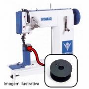 Carretilha Bobina De Ferro Para Máquina de Costura Lançadeira Grande Ivomaq CI 2100 Ou CI 3000