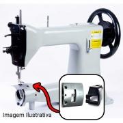Chapa E Serrilha Para Máquina De Costura De Selaria GA5 GA 5 SS5 105 45 K