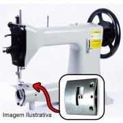 Chapa Ponto Para Máquina De Costura De Selaria GA5 GA 5 SS5 105 45 K