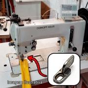 Guia Da Chapa Para Relevo Para Máquina De Costura  ADLER 104 e 204-102