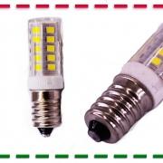 Lâmpada LED De Rosca Grossa E 14 Para Máquina De Costura Doméstica