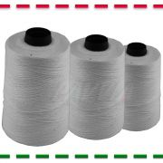 Linha para Máquina de Costura Sacaria (Boca de Saco) Kit com 10 Tubos