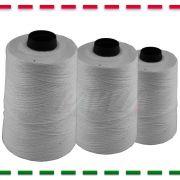 Linha Para Máquina De Costura Sacaria Kit Com 5 Cones De 250g