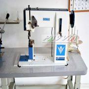 Máquina de coluna Ivomaq CI 3000 - 1I transporte simples 1 agulha