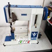 Máquina de costura de coluna IVOMAQ CI 3000  4DI 1 Agulha transporte duplo