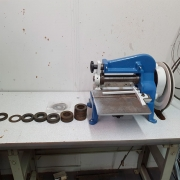 Máquina De Cortar Tiras 170mm