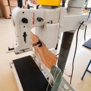 Maquina De Costura Ou Fechar Boca De Sacaria Com Esteira Matisa FE 200 / MF-1/A