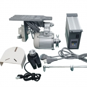 Motor Eletrônico Para Máquina De Costura Troca Rapida