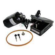 Motor para máquina de costura domestica 110 v Preto