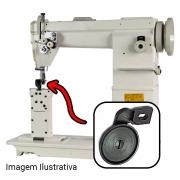 Rodizio Grande Para Máquina De Costura SINGER 238, 239, PB 810 e PB 820