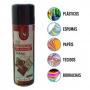 Cola Spray Reposicionável Para Tecidos, Bordado, Artesanato, Patchwork, Quiltar
