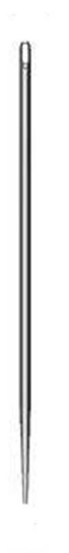 Agulha Manual 3/0,  61 x 1.6 mm  Pacote Com 25 unidades
