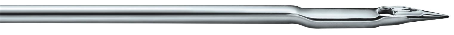 Agulha Para Máquina De Costura Cabo Fino DB X 1 MR 1738 MR Ponta Redonda Pacote Com 10 Unidades  - Pavvia Agulhas e Peças