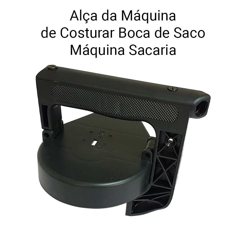 Alça Da Máquina De Costurar Boca de Sacaria Plástica  - Pavvia Agulhas e Peças