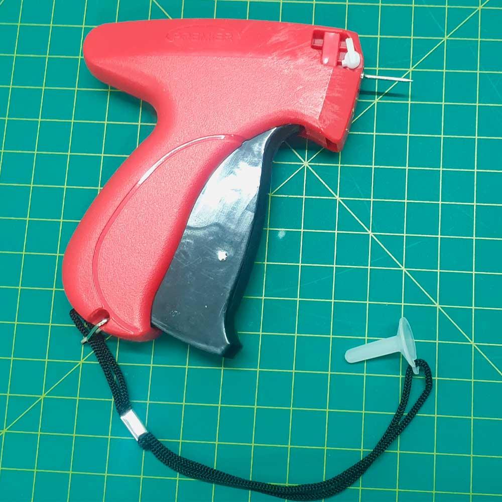 Aplicador Tag Pin Etiquetas TG 88 Agulha Fina  - Pavvia Agulhas e Peças