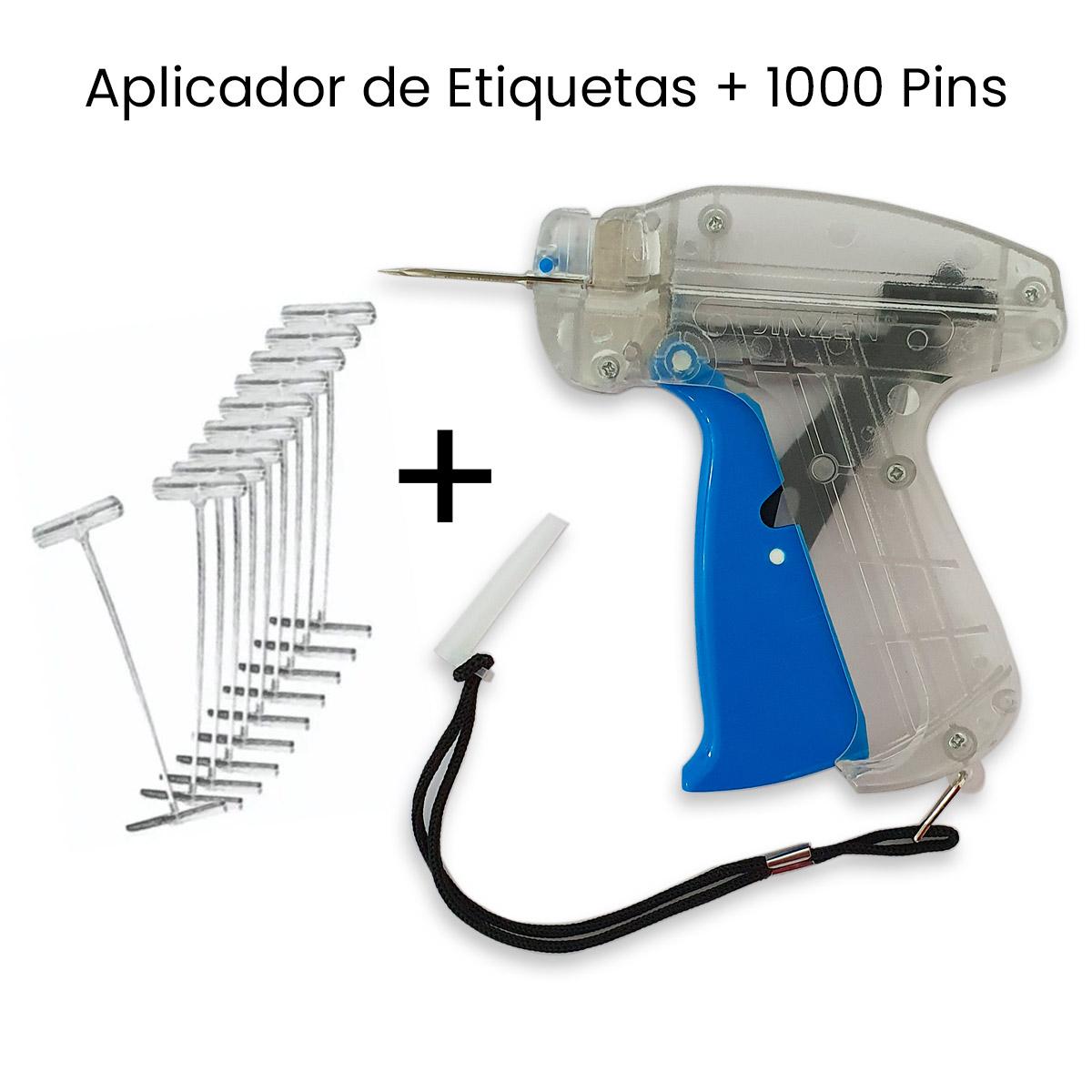 Aplicador Tag Pin Fast Pins Etiquetas TG 88  - Pavvia Agulhas e Peças