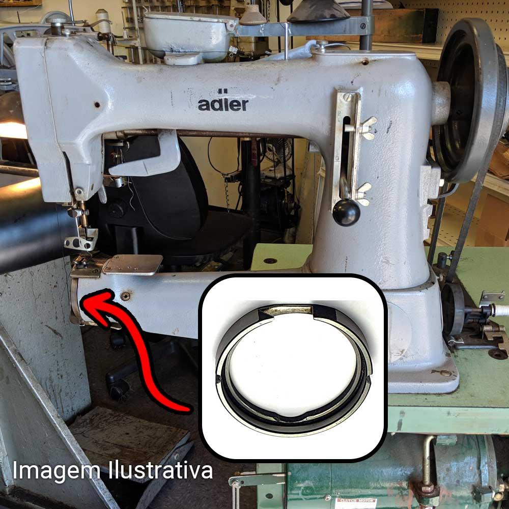 Bloco Da Lançadeira Para Máquina De Selaria GA 5 GA5-1, Adler  - Pavvia Agulhas e Peças