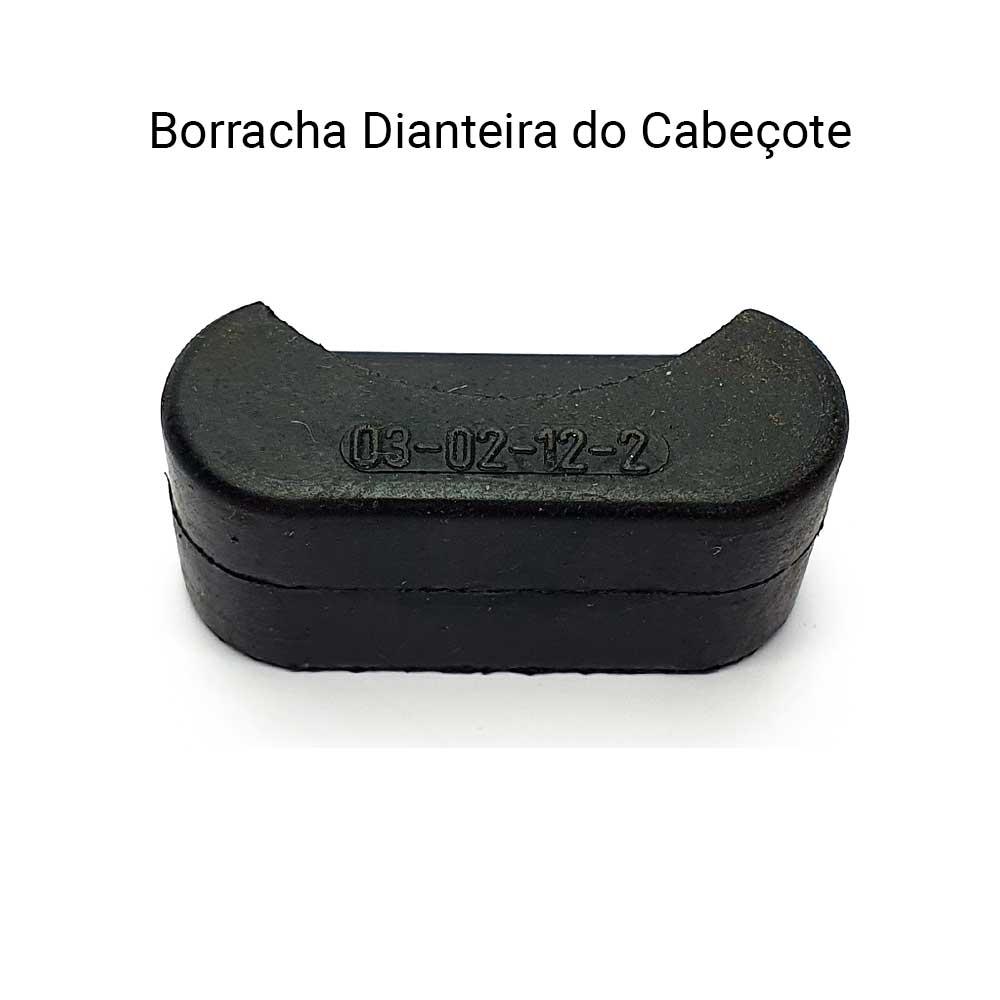 Borracha Dianteira Do Cabeçote Para Máquina De Costura 032808  - Pavvia Agulhas e Peças