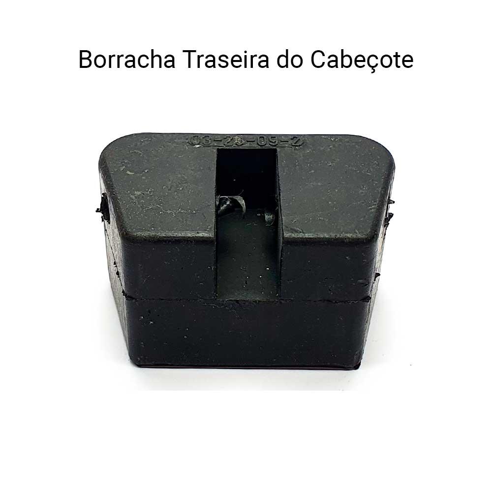 Borracha Traseira Do Cabeçote Para Máquina De Costura 029934  - Pavvia Agulhas e Peças