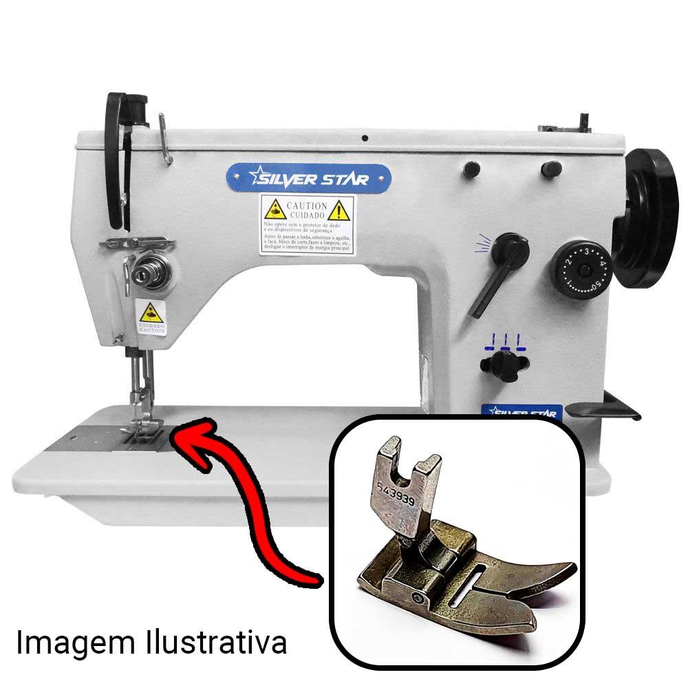 Calcador Para Maquina De Costura Zig Zag Singer 20 U 21 Lanmax 20 U 21 Sun Special 20 U 21 541566  - Pavvia Agulhas e Peças
