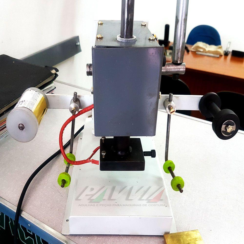 Carimbadeira Hot Stamping Manual com Fita e Controlador de Temperatura 220V  - Pavvia Agulhas e Peças