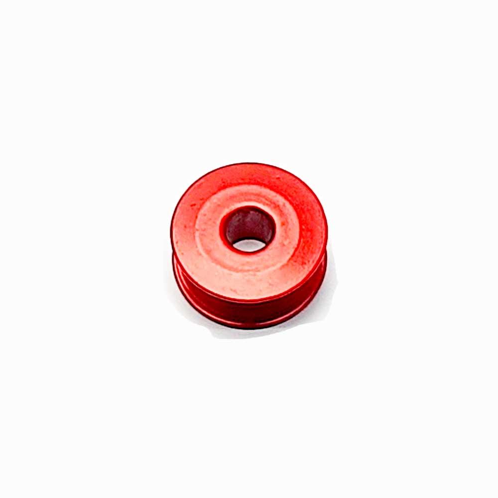 Carretilha Bobina Alumínio Para Máquina Zig Zag 20 U e Bordado  Embroidery  - Pavvia Agulhas e Peças