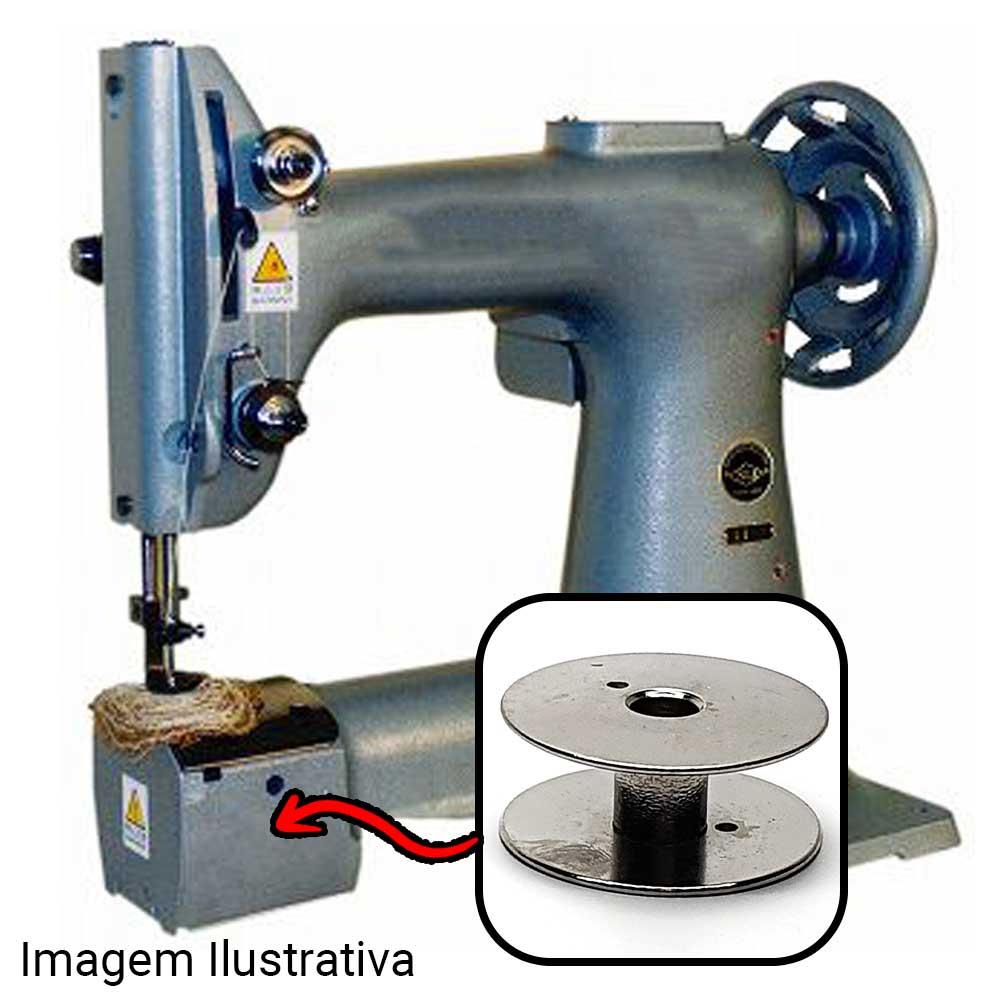 Carretilha Bobina Para Máquina de Costura Singer 132 E 133    - Pavvia Agulhas e Peças