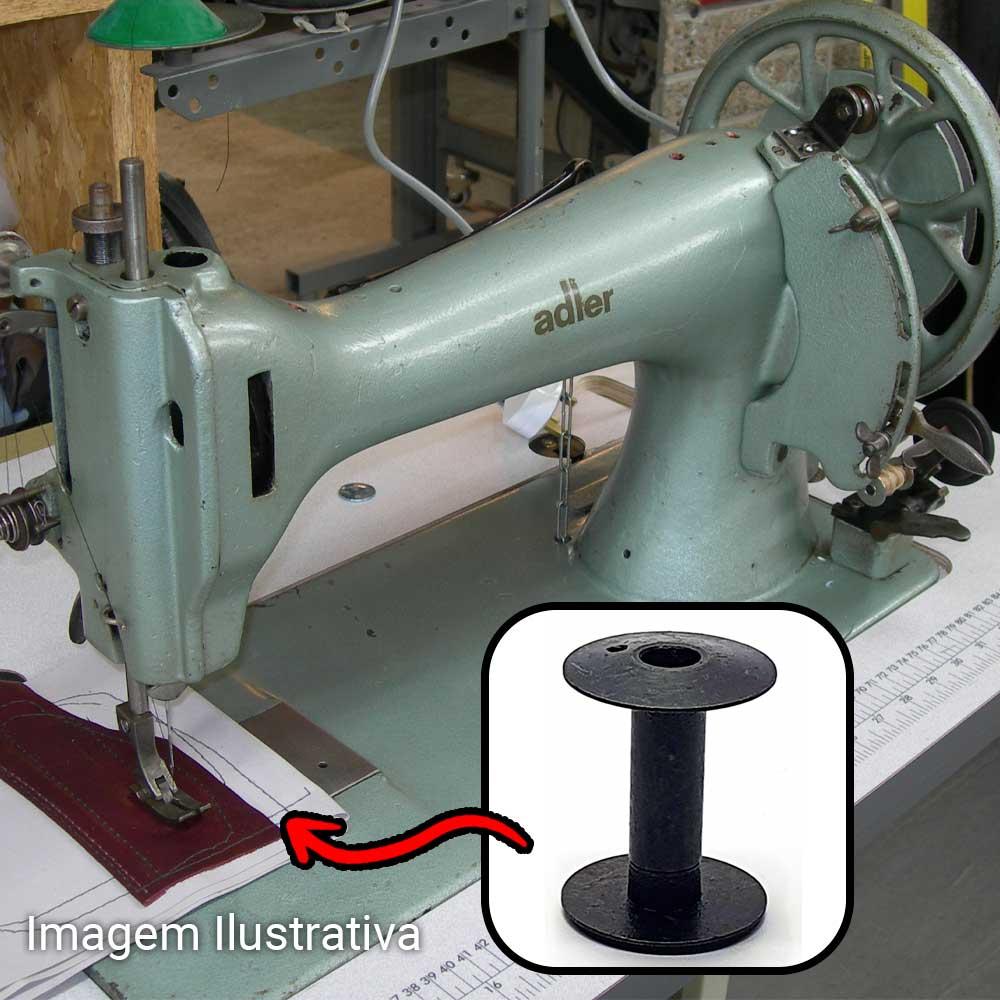 Carretilha Para Máquina De Selaria ADLER Lançadeira Pequena DD X 1  - Pavvia Agulhas e Peças