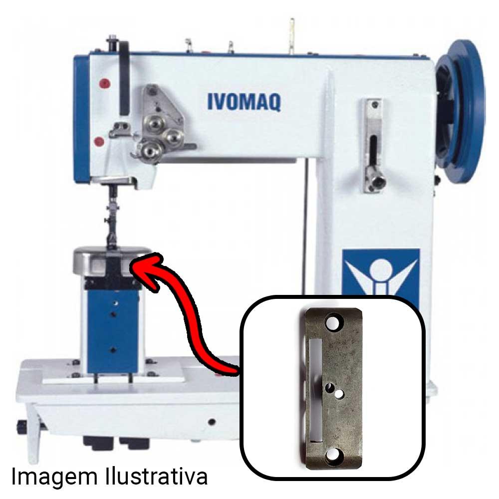 Chapa 1,6 Para Máquina De Costura 2 Agulhas Para Ivomaq CI 2100 E CI 3000  - Pavvia Agulhas e Peças