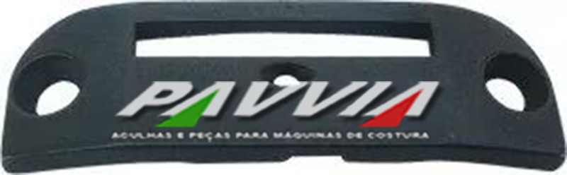 Chapa ponto para máquina de costura 1 agulha Singer 238 e similar  810  - Pavvia Agulhas e Peças