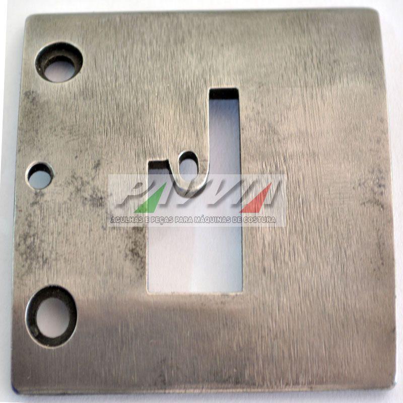Chapa ponto para máquina de costura de selaria GA 5   - Pavvia Agulhas e Peças