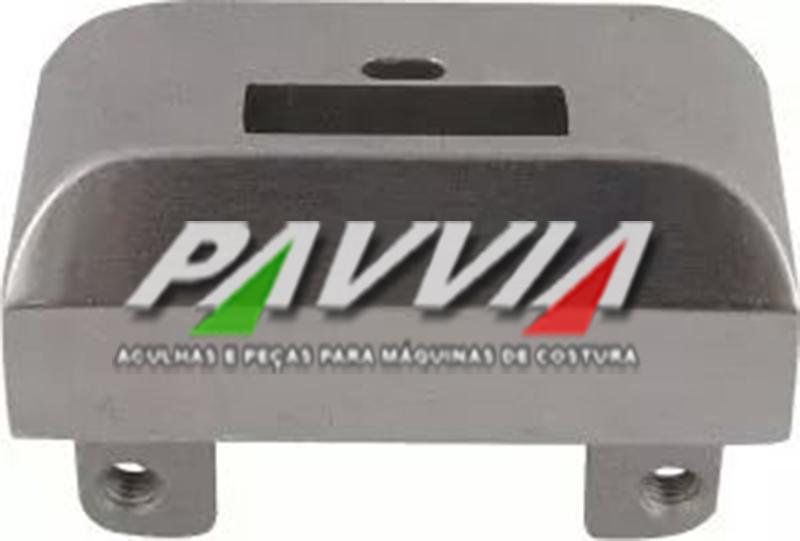 Chapa ponta para máquina de costura de coluna transporte triplo de 1 agulha  - Pavvia Agulhas e Peças