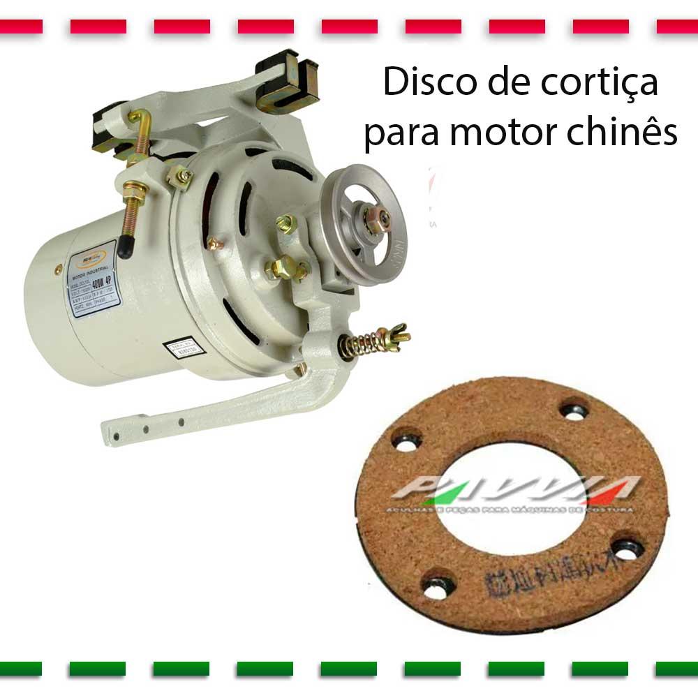 Disco de Cortiça de Motor Chinês de Máquina de Costura   - Pavvia Agulhas e Peças