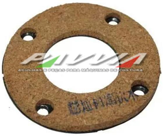 Disco de cortiça para motor de maquina de costura para Motor Chines com lata