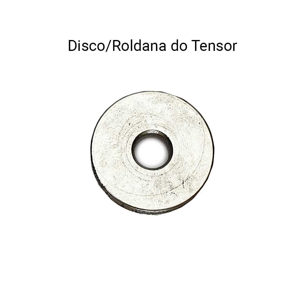 Disco Guia Fio Do Tensor Para Máquina de Costura Ivomaq CI 2100 Ou CI 3000  - Pavvia Agulhas e Peças