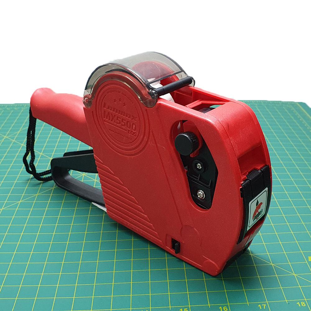Etiquetadora Manual Rotuladora MX 5500 + Pistola Tag Pin Agulha Fina  - Pavvia Agulhas e Peças