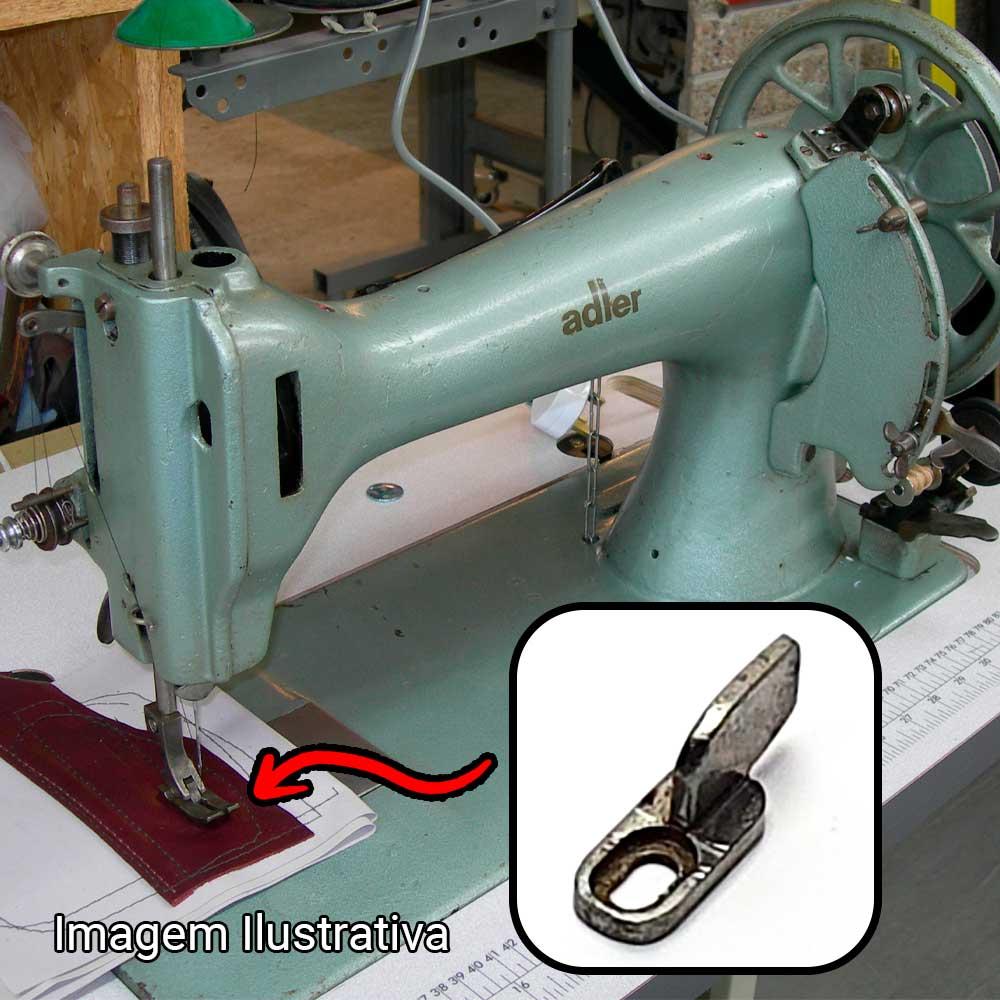Guia Da Chapa Para Relevo Para Máquina De Costura  ADLER 104 e 204-102  - Pavvia Agulhas e Peças