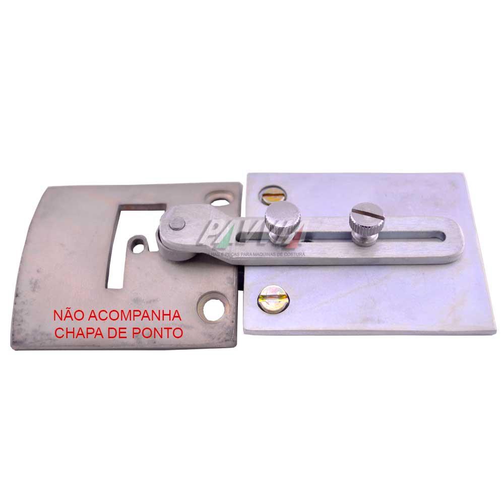 Guia para Máquina de Costura GA 5   - Pavvia Agulhas e Peças