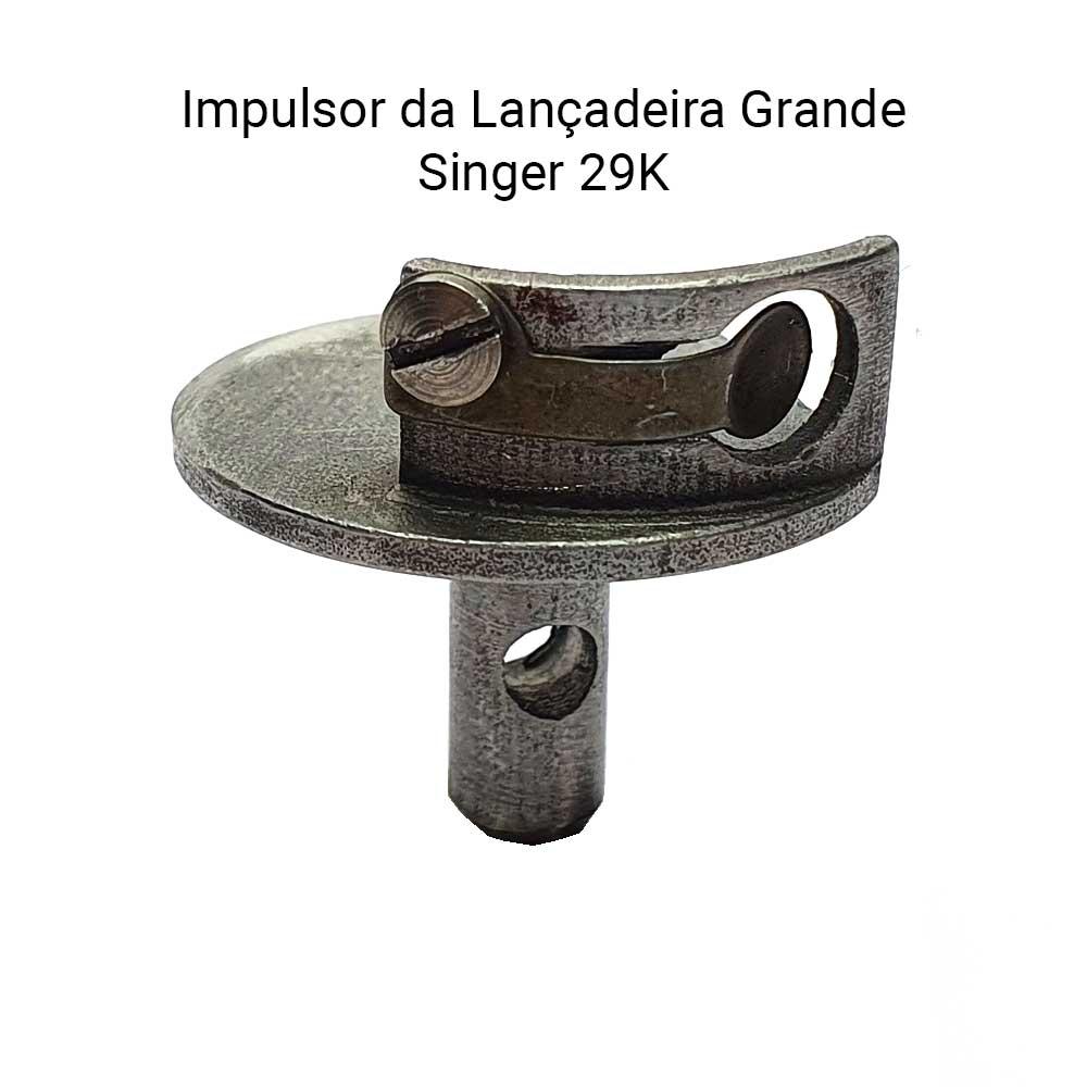 Impulsor Da Lançadeira Para Máquina De Remendo Singer 29 K Grande  - Pavvia Agulhas e Peças