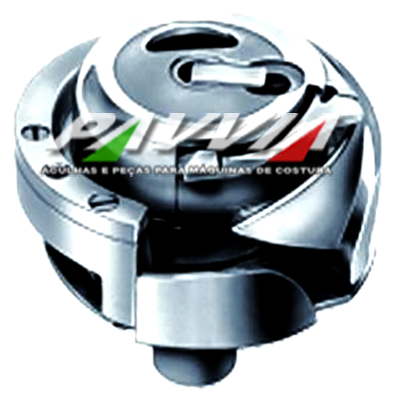 Lançadeira para máquina de costura de coluna HPF 151 Cerliani  - Pavvia Agulhas e Peças