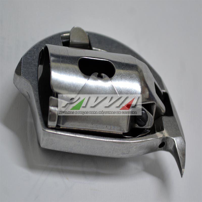 Lançadeira oscilante grande para maquina de Selaria Remendo, Sacaria  204   - Pavvia Agulhas e Peças