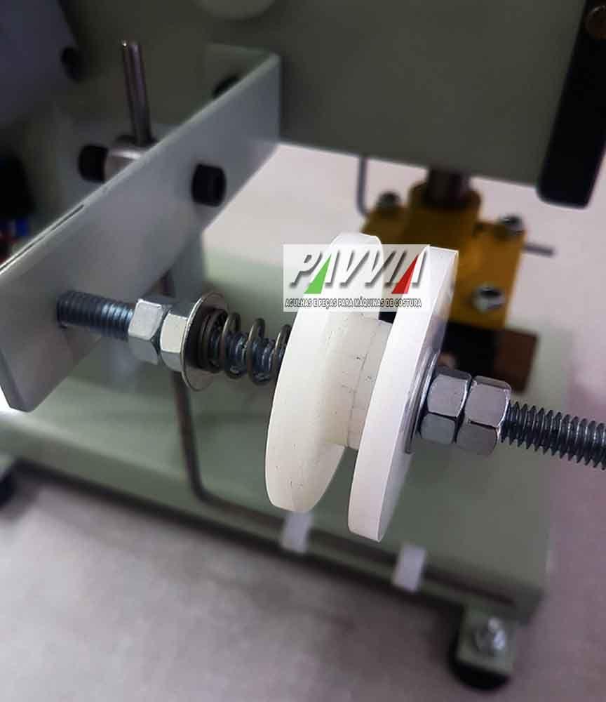 Carimbadeira Hot Stamping Manual Com Fita e Controlador Dde Temperatura  - Pavvia Agulhas e Peças