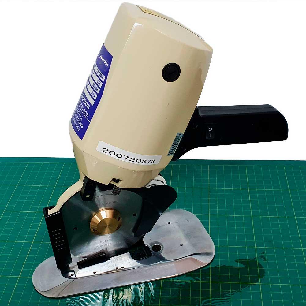 Máquina De Cortar Tecido 4 Polegadas 300W  - Pavvia Agulhas e Peças