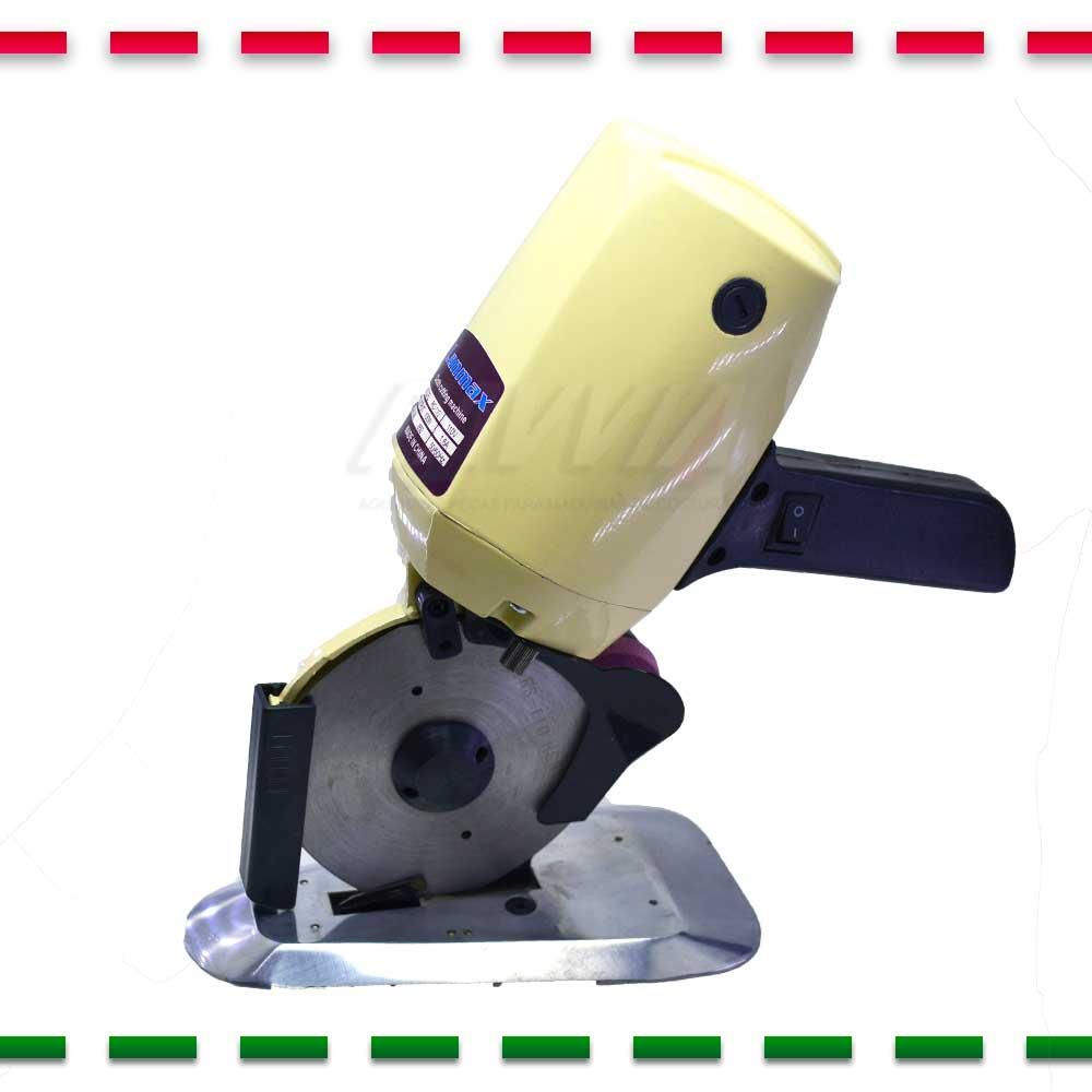 Máquina de Cortar Tecidos 4 Polegadas 250W  - Pavvia Agulhas e Peças