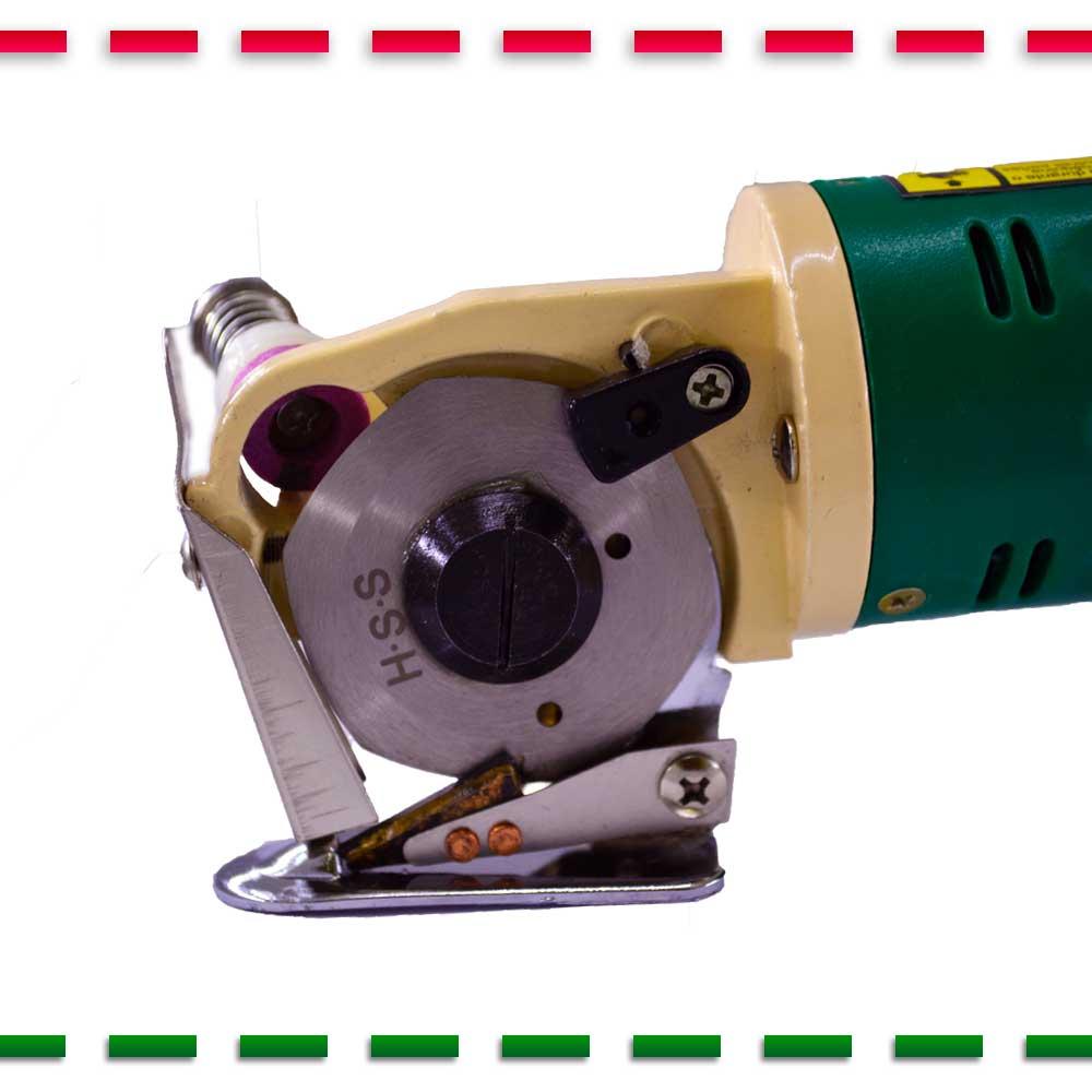 Máquina De Cortar Tecidos Bananinha 3,5 Polegadas  - Pavvia Agulhas e Peças